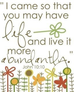 abundant+life